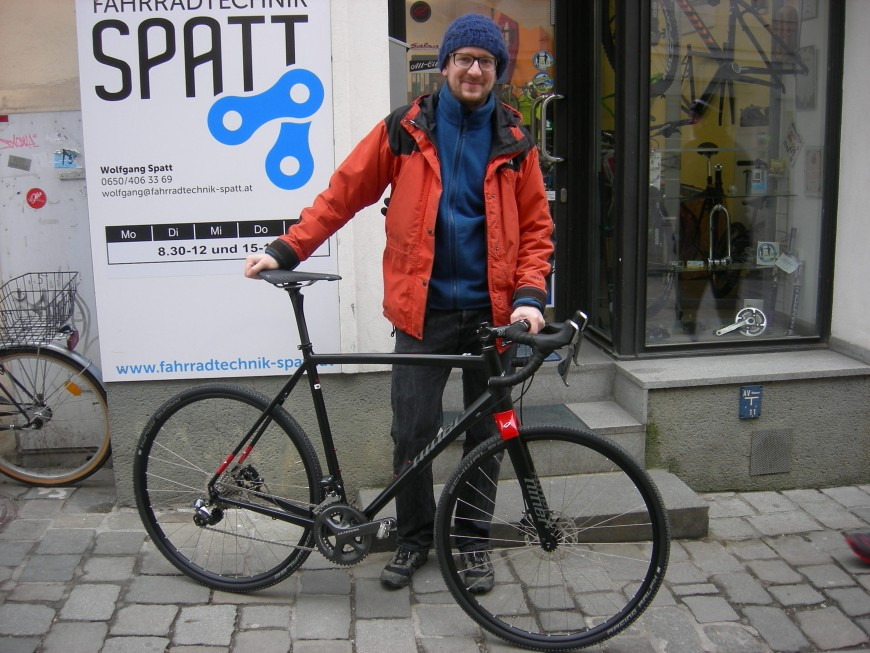 Niner RLT mit Ultegra DI2 Fertig.... – Fahrradtechnik Spatt